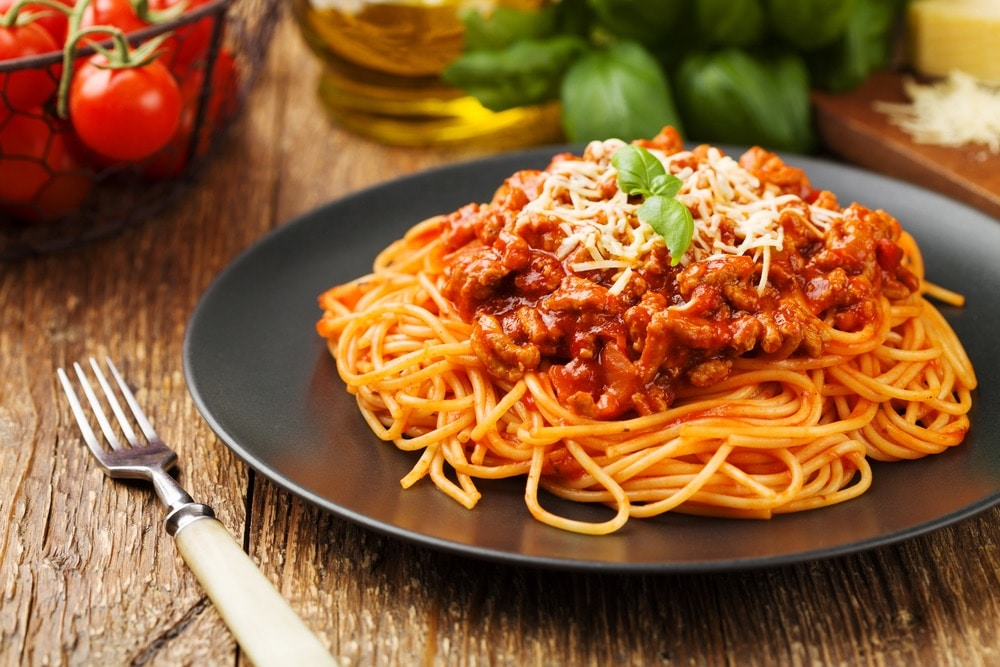 What Goes with Spaghetti