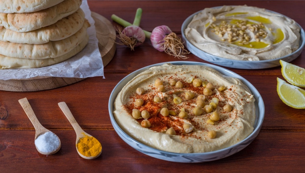 What is Hummus