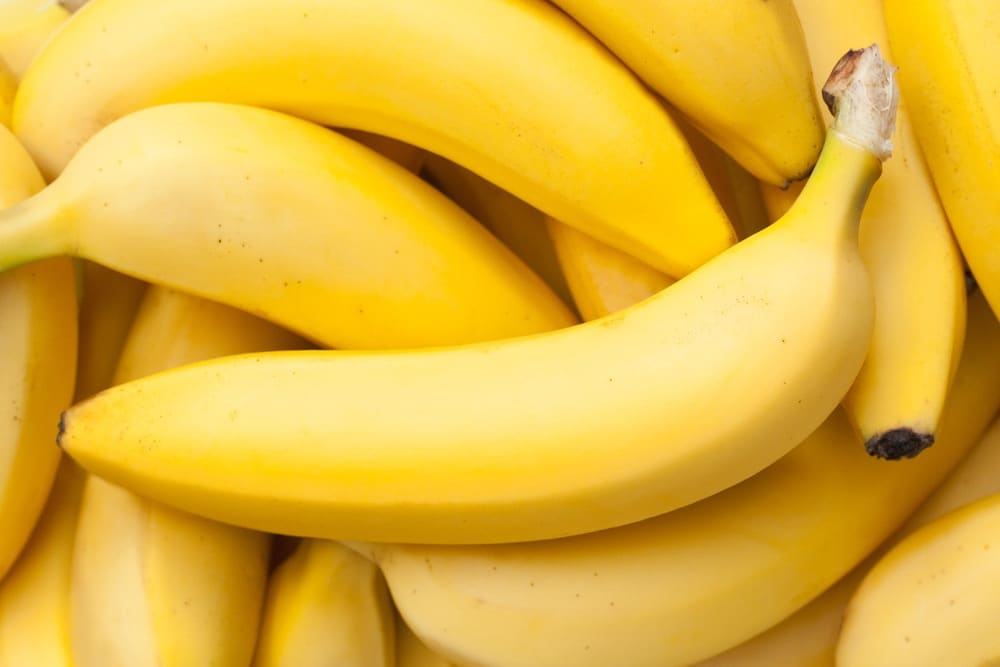 how much does a banana weigh