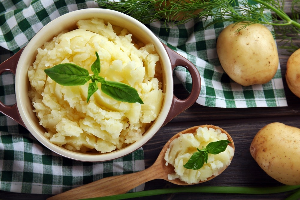 Creamy Mashed Potato