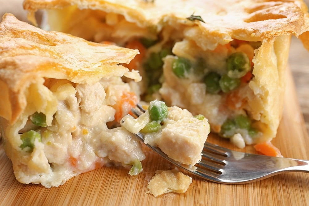 What Goes with Chicken Pot Pie
